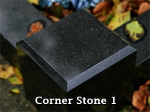 Corner Stone by Nolan Stoneworks